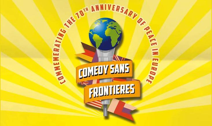 COMEDY SANS FRONTIERES